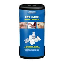 PhysiciansCare 6-Piece <b>First Responder</b> Emergency Eye Care First ...