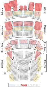 National Theater Seating Chart View 9 Best Chicago Images Chicago Hamilton Chicago Chicago