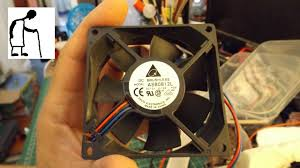 can you control a 3 wire pc fan an esc