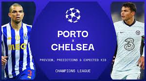 Porto vs Chelsea live stream, predictions & expected XIs