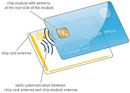 Contactless Card Design New Infineon Coil On Module Chip Package Simplifies