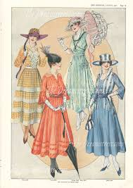 Outfit Creator With Your Own Clothes Building Your Own 1910s Wwi Wardrobe Dresses Coats