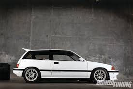 1986 Honda Civic Si - Second To None Photo & Image Gallery