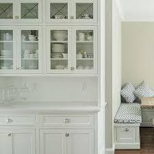 kitchen furniture hutch. Built In Kitchen Hutch With Glass Doors Furniture E