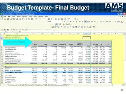 budget non profit sample nonprofit budget template organization for non profitnon