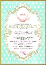 Tea Party Free Printables Tea Party Invites Free Guluca