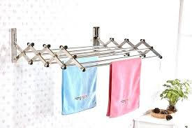 wall hanging drying rack mounted in clothes designs 1 grundtal ikea australia