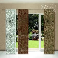 Bamboo Leaf Print Lace Window Roller Shades  BetterimprovementcomLace Window Blinds