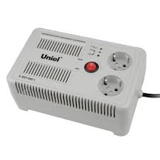 <b>Стабилизатор</b> напряжения <b>Uniel U</b>-<b>RST</b>-<b>500/1</b> UL-00003602 ...