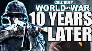 Call Of Duty World At War In 2018 Still Active Or Dead Review