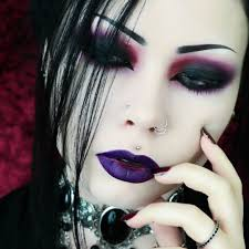10 goth makeup ideas gallery 2