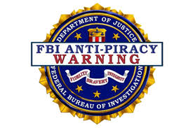 FBI lets everyone use the Anti-Piracy Warning seal - The Verge