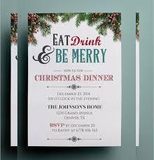 Template For Christmas Party Invitation 32 Christmas Invitation Templates Psd Ai Word Free Premium
