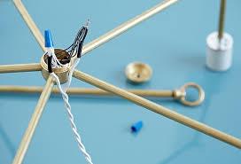 Prep the Cloth Wire: