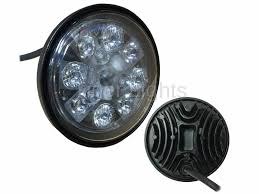 agricultural led lights agricultural led lights 24w led sealed round hi lo beam wired cable