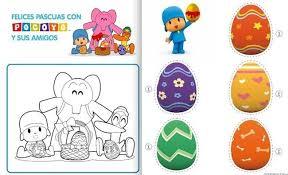 Small Picture La Pascua de Pocoy juegos y dibujos para colorear