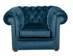 blue velvet chesterfield clubchair blue velvet chair h40