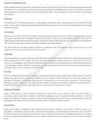 essay how to become a successful businessman today essay good businessman qualities business notes how to become a successful businessman today