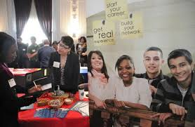 Job Fairs Can Be Useful But Keep Expectations In Check Experts Say