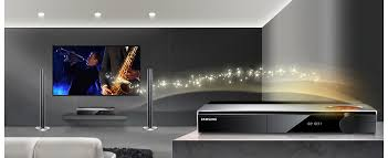 samsung home theater 2013. the world\u0027s first gan amp that gives you pure sound in your samsung blu-ray home entertainment system. with enhanced rich and less distortion, theater 2013