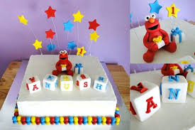 1st Birthday Elmo First Cake By On Tutu Outfit Woodzy
