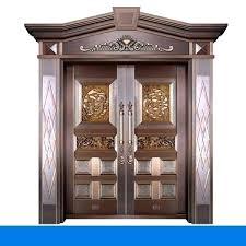 wood front door design kerala ior double doors beautiful house pictures decoration for front door design