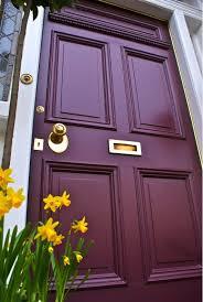 colored front doorsBest 25 Colored front doors ideas on Pinterest  Front door paint