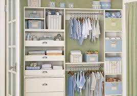 Image of: nursery closet organizer companies
