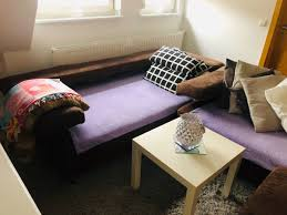 Velour Couch Setwohnlandschaft In 72160 Horb Am Neckar Für