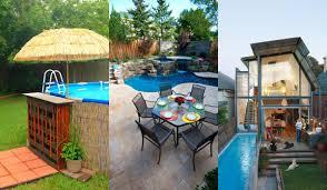 28 small backyard swimming pool ideas