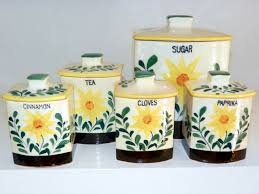 Sunflower Decor For Kitchen Kitchen Canister Sets Ceramic Ideas Canister Sets Owl Kitchen