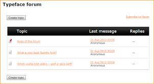 Discussion Forum Gadget Wild Apricot Help