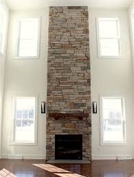 Here It Is The Ugliest Stone Fireplace You've Ever Seen!