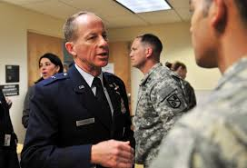 Retired Air Force General Assumes Top Us Diplomatic Seat In