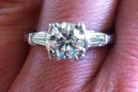 1 carat diamond size beautiful engagement ring size 4 5 1 carat round cut diamond with