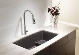 Blanco 401420 Performa Cascade Silgranit Sink Cinder Blanco Cinder Sink U12