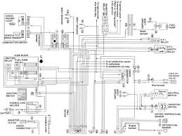 nissan pulsar electronic control unit wiring diagram circuit nissan pulsar electronic control unit wiring