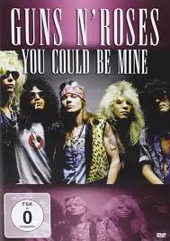 Guns N Roses - You Could Be Mine [DVD ...