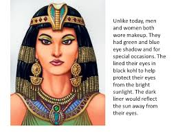 image result for ancient egyptian makeup