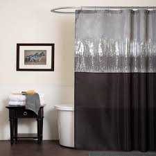 cream and brown shower curtain. image of: cream shower curtain dark and brown