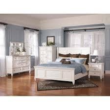 B672B4 in by Ashley Furniture in Claflin, KS - Prentice - White 3 ...