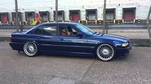 BMW Convertible bmw 7 2001 : Bmw 7 series e38 alpina style 2001 slammed low 21
