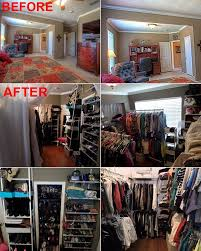 turning my bedroom into a closet