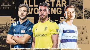 My 2021 MLS All-Star Game lineup ...