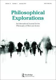 philosophical explorations call for papers essay prize  philosophical explorations an international journal for the philosophy of mind and action call for papers essay prize 2017
