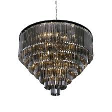 odeon crystal chandelier crystal fringe chandelier retro odeon crystal chandelier