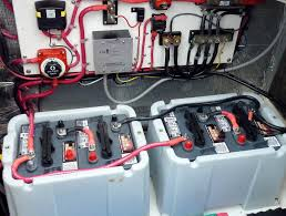 help with wiring upgrades c400 sailboatowners com forums Boat Wiring Easy To Install Ezacdc Marine Electrical here the negative distribution busbar can be seen as well as battery terminal fuses