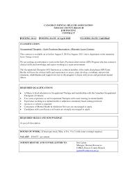 Mental Health Counselor Job Description Resume Jd Templatesl Therapist Job Description For Resume Physical 78