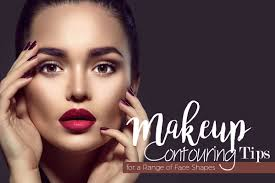 makeup contouring for your face shape