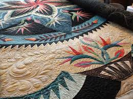 Creative Quilting by Debbie Stanton: Paradise in Blooms | Quilting ... & Creative Quilting by Debbie Stanton: Paradise in Blooms Adamdwight.com